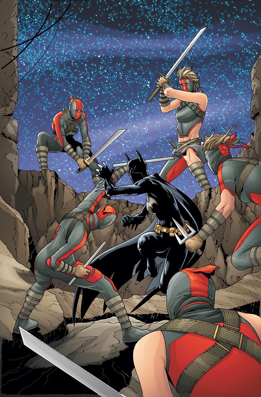 Batgirl Vol 2 3