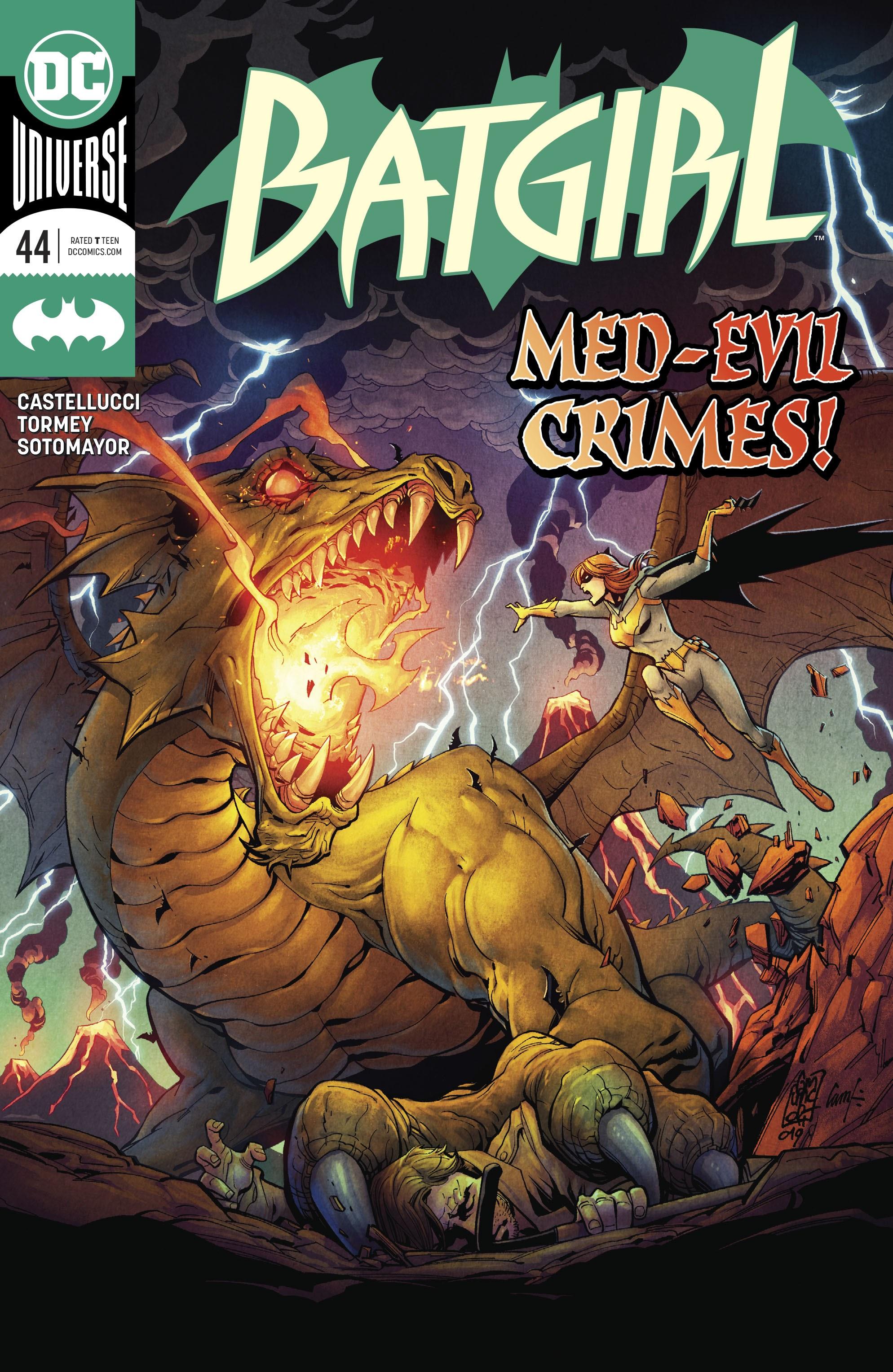 Batgirl Vol 5 44