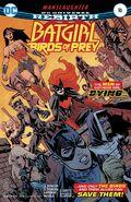 Batgirl and the Birds of Prey Vol 1 16