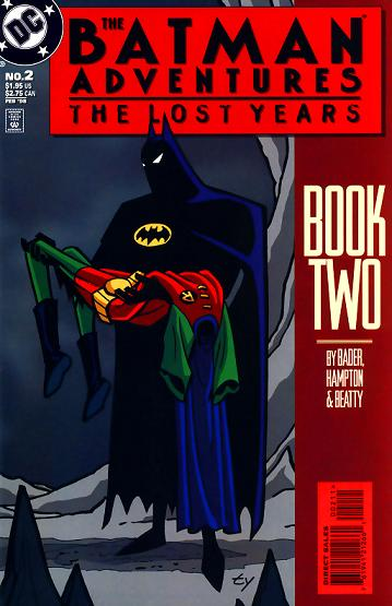 The Batman Adventures: The Lost Years Vol 1 2