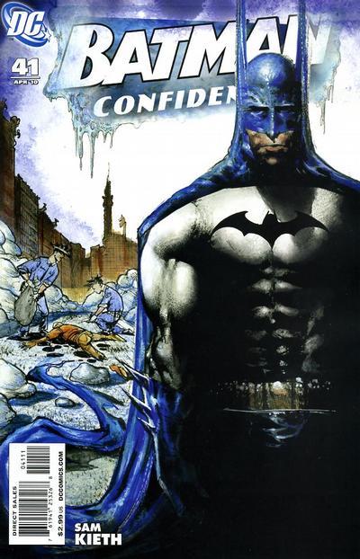 Batman Confidential Vol 1 41