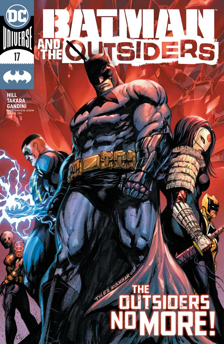 Batman and the Outsiders Vol 3 17