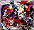 Bizarro Legion of Super-Heroes Earth-247 001