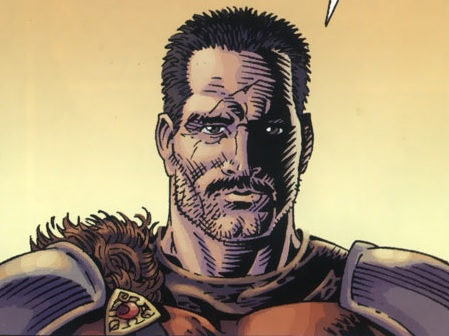 Colonel Bearskin (Fables)