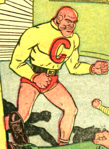 Crime Man (Earth-S)
