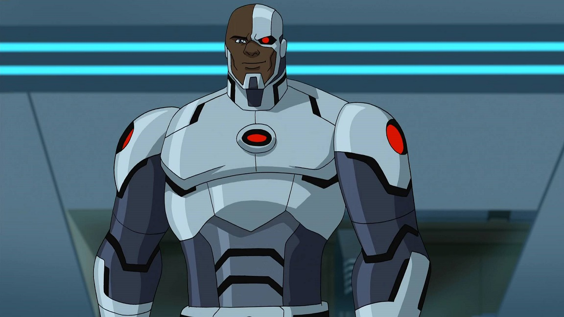 Victor Stone (Batman Unlimited)