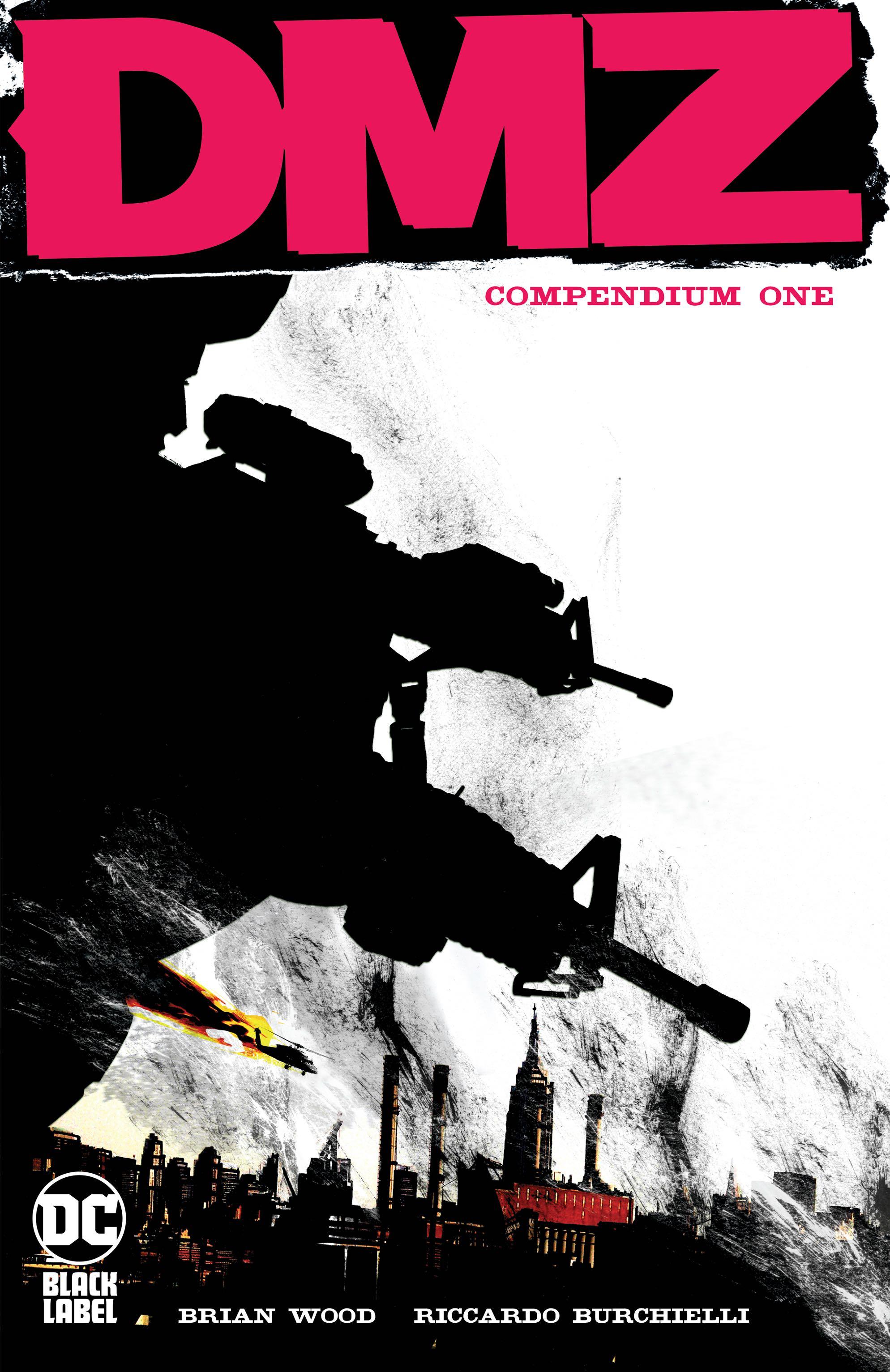DMZ Compendium One (Collected)