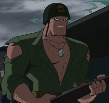 Franklin Rock (The Brave and the Bold)