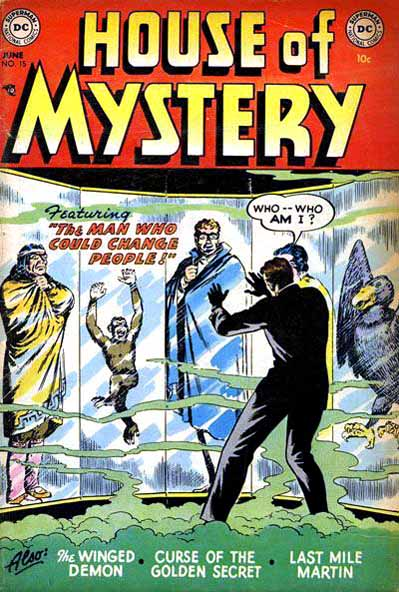 House of Mystery Vol 1 15