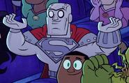 John Henry Irons Teen Titans Go! TV Series 001