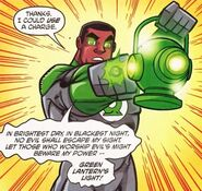 John Stewart DC Superfriends 0001