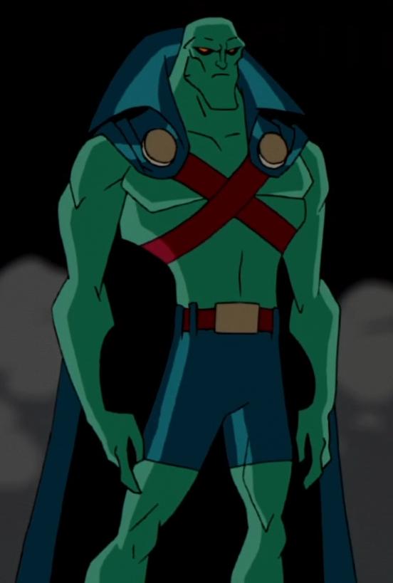 J'onn J'onzz (The Batman)