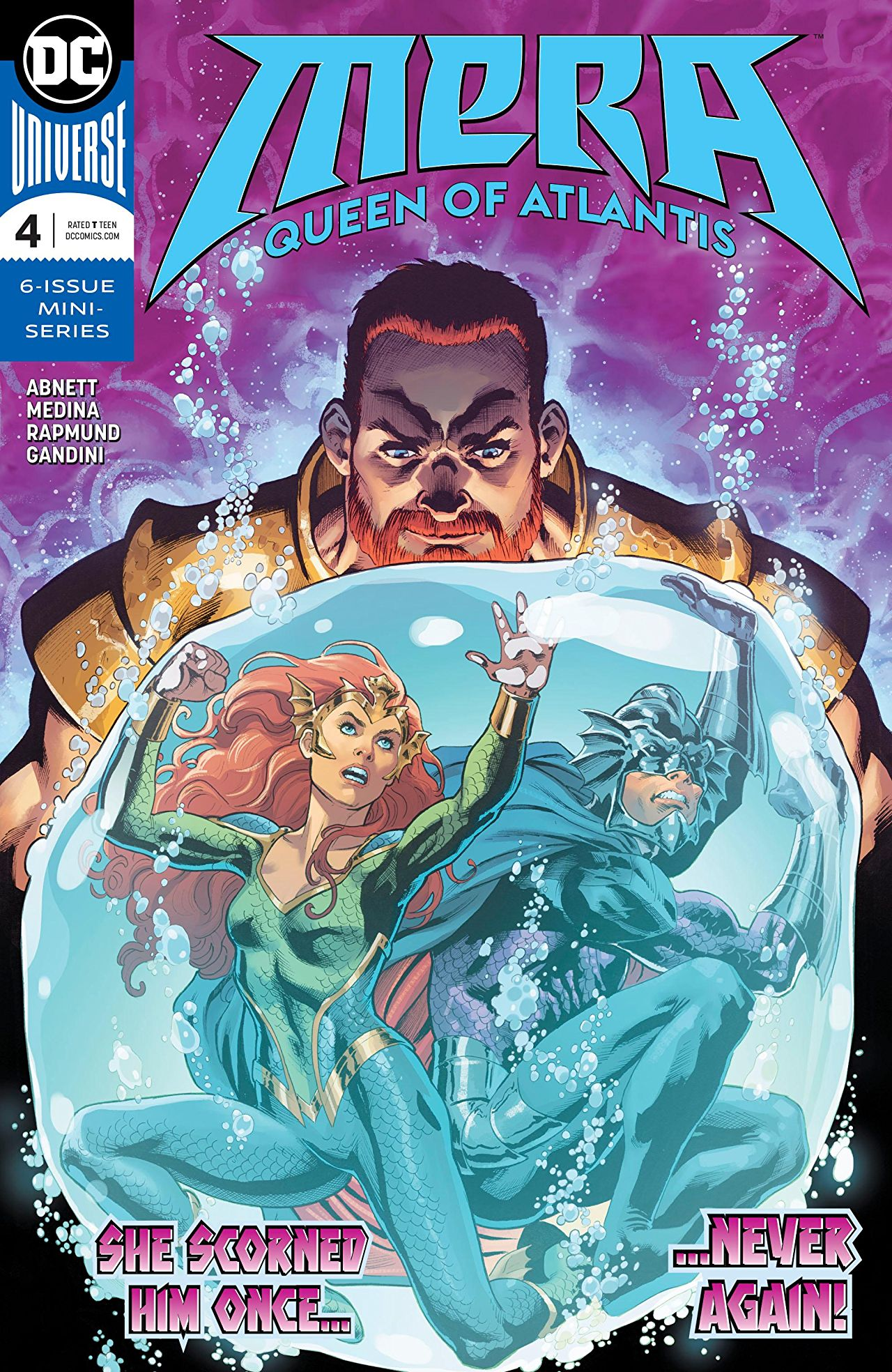 Mera: Queen of Atlantis Vol 1 4