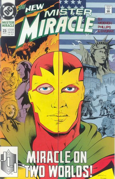 Mister Miracle Vol 2 23