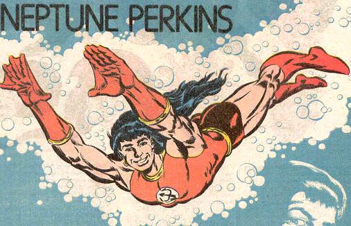 Neptune Perkins (New Earth)