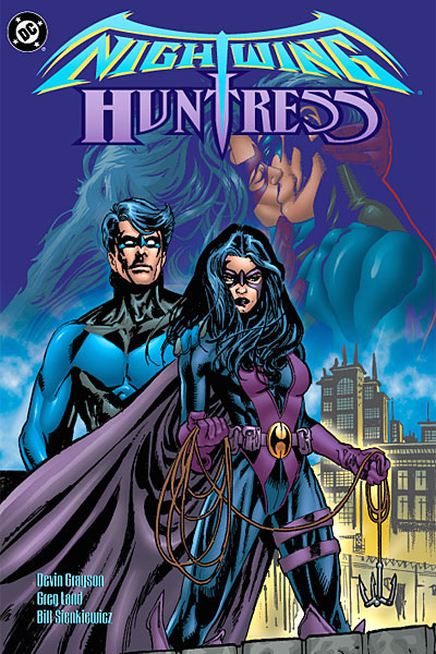 Nightwing/Huntress (Collected)