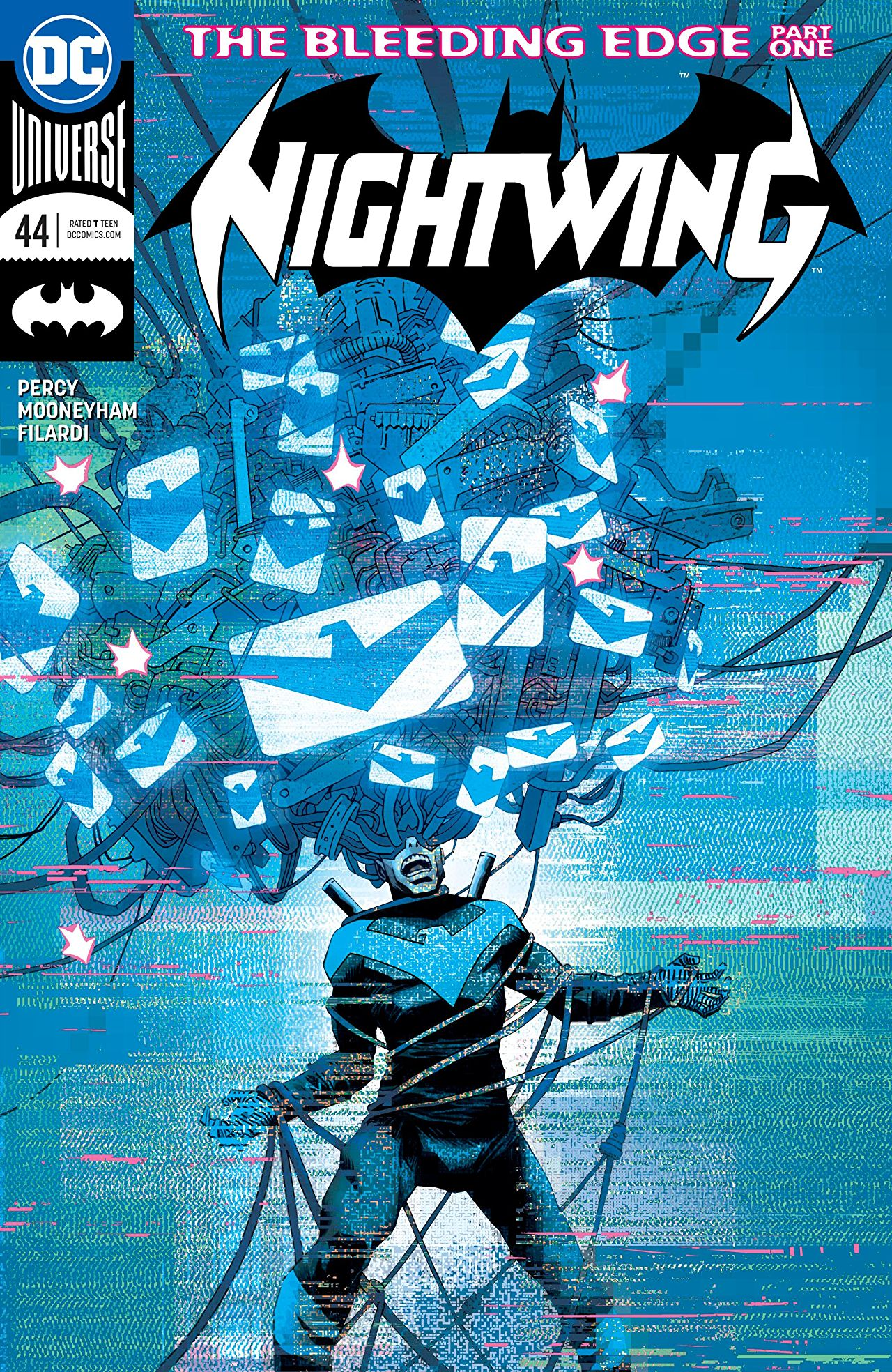 Nightwing Vol 4 44