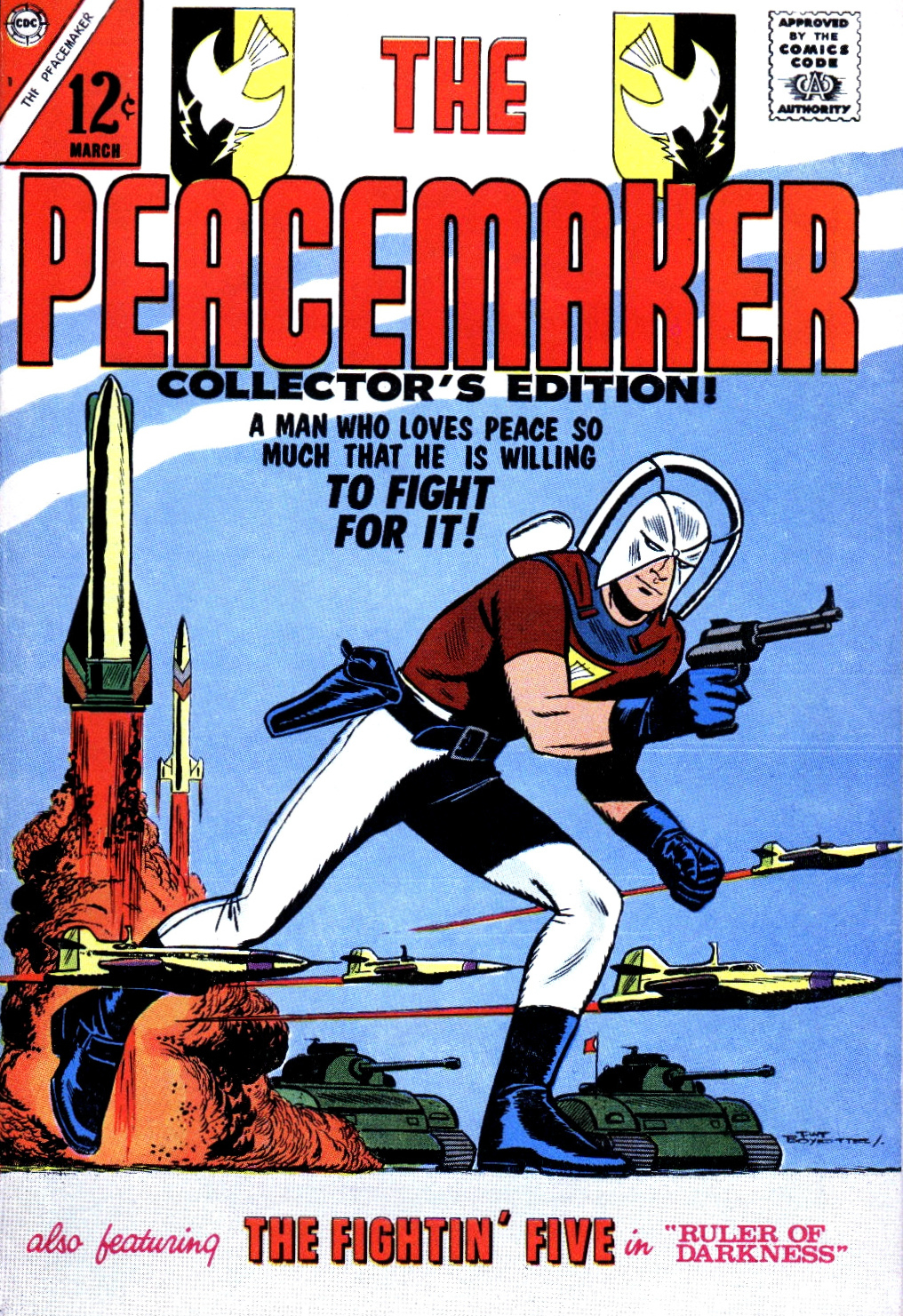 Peacemaker Vol 1 1