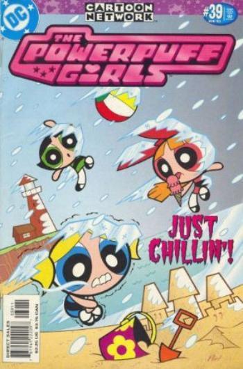 Powerpuff Girls Vol 1 39