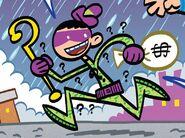 Riddler Tiny Titans 001