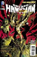 Savage Hawkman Vol 1 18