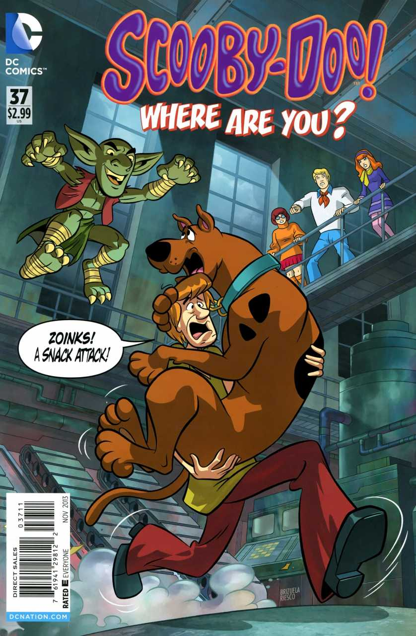 Scooby-Doo, Where Are You? Vol 1 37