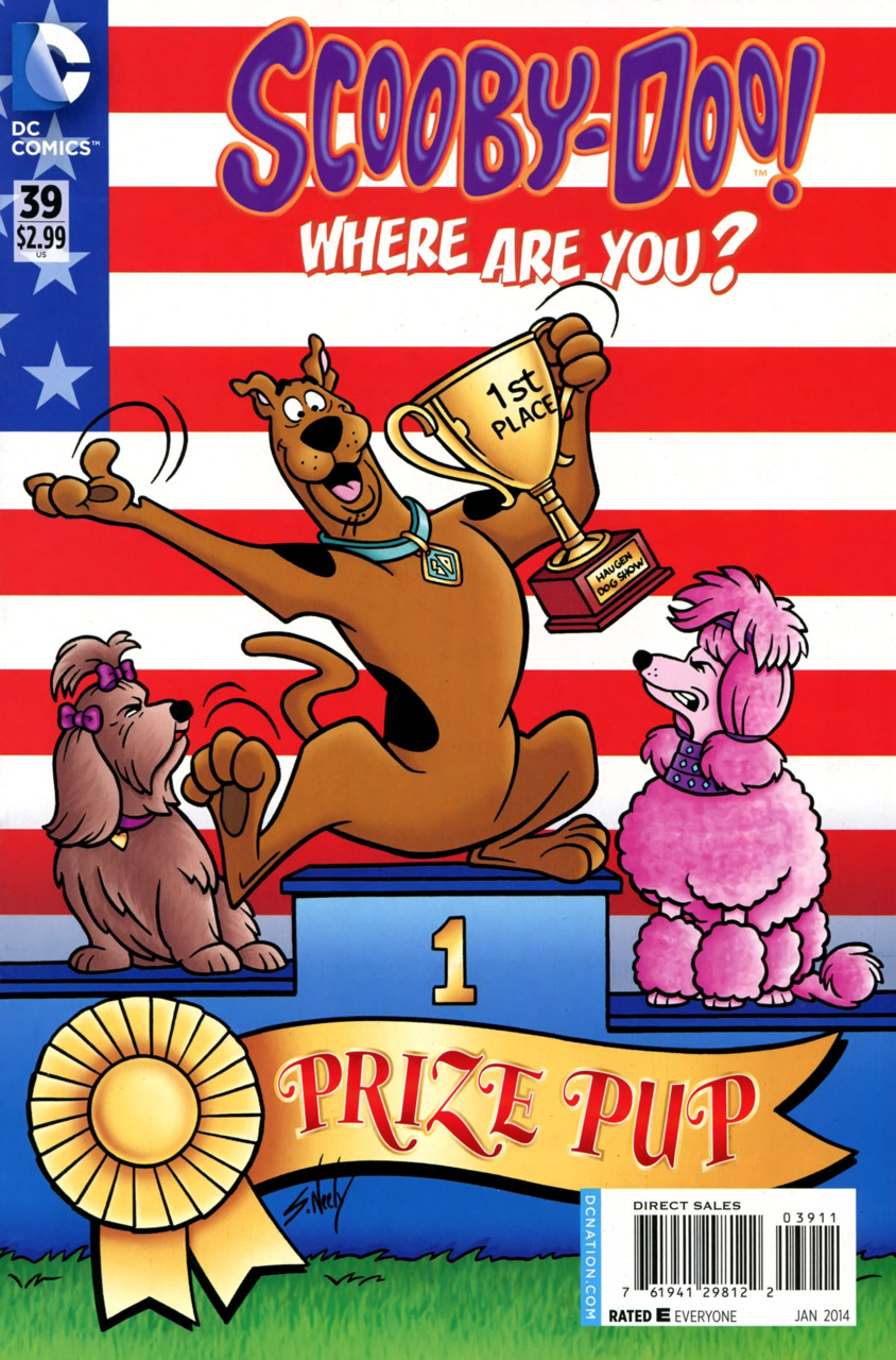 Scooby-Doo, Where Are You? Vol 1 39