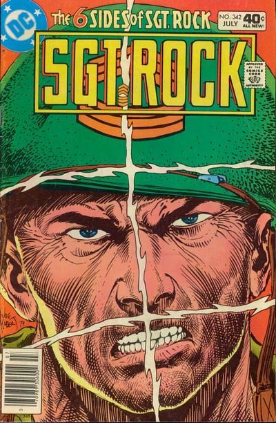 Sgt. Rock Vol 1 342