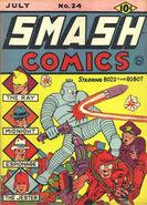 Smash Comics Vol 1 24