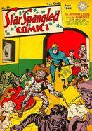 Star Spangled Comics 36