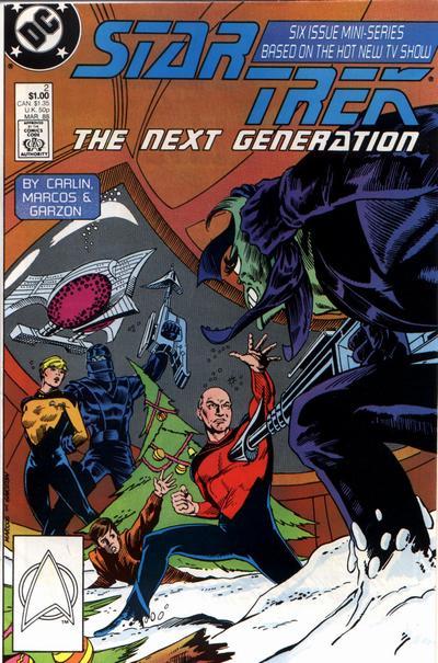 Star Trek: The Next Generation Vol 1 2
