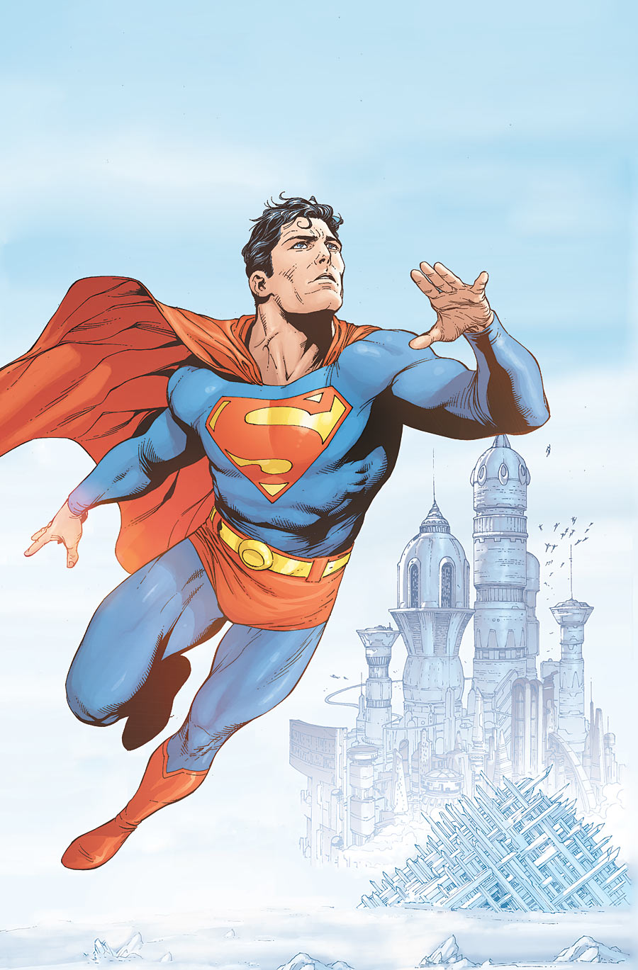 Superman: New Krypton Vol 1 (Collected)