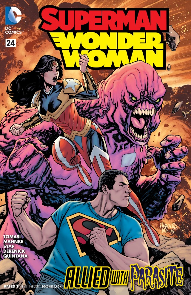 Superman/Wonder Woman Vol 1 24