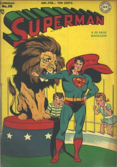 Superman Vol 1 50