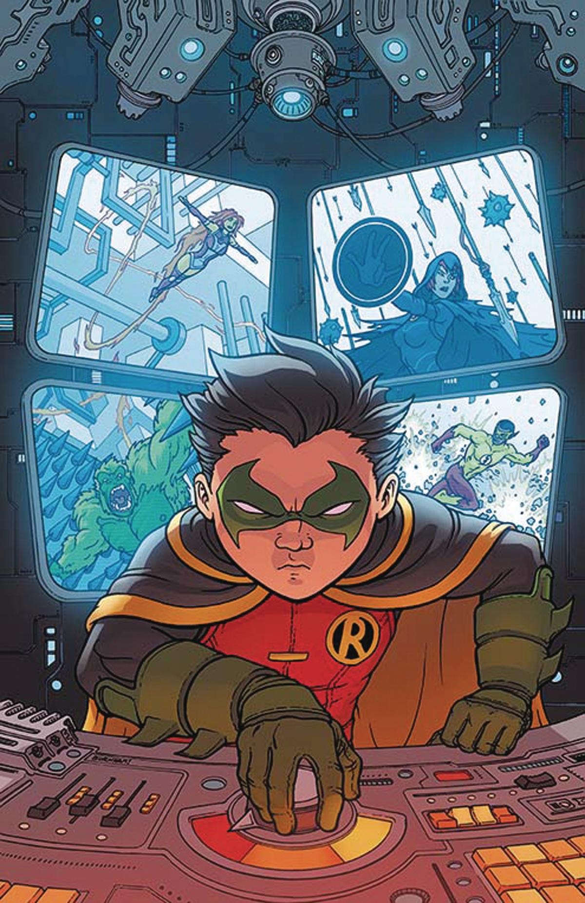 Teen Titans Vol 6 5 Textless Variant.jpg