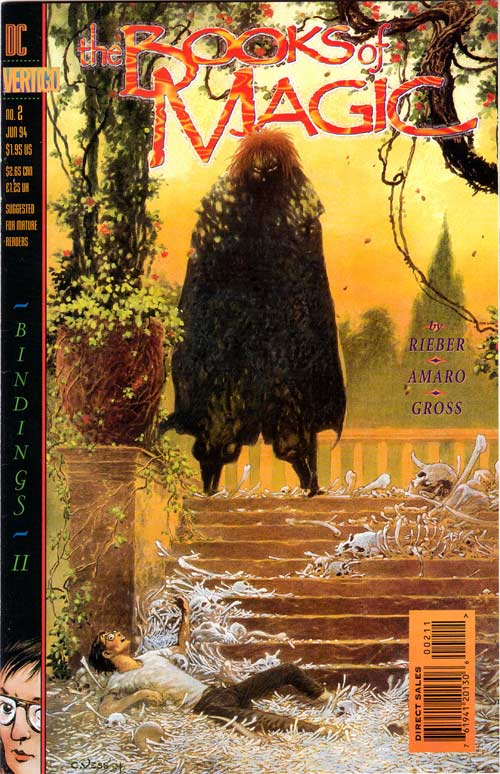 The Books of Magic Vol 2 2