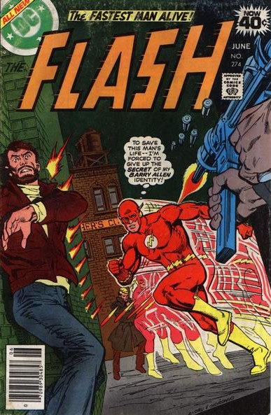 The Flash Vol 1 274