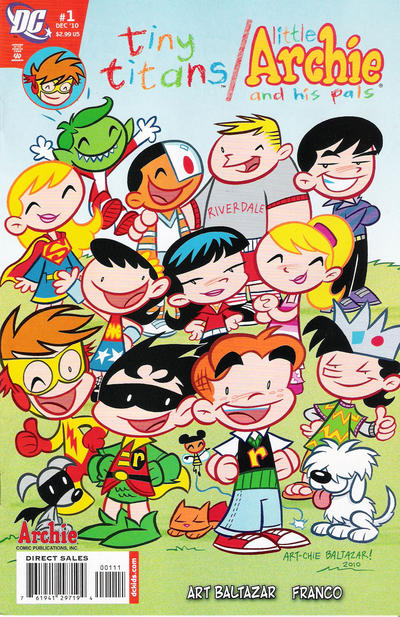 Tiny Titans/Little Archie and his Pals Vol 1