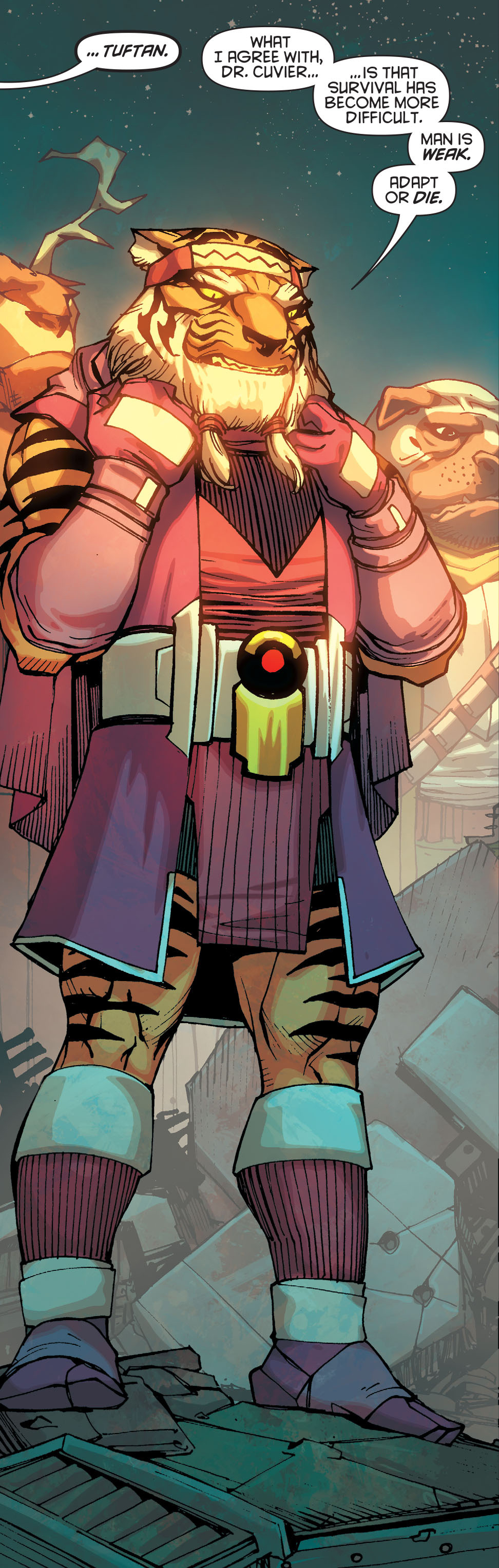 Tuftan (Futures End)
