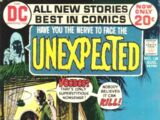 The Unexpected Vol 1 138