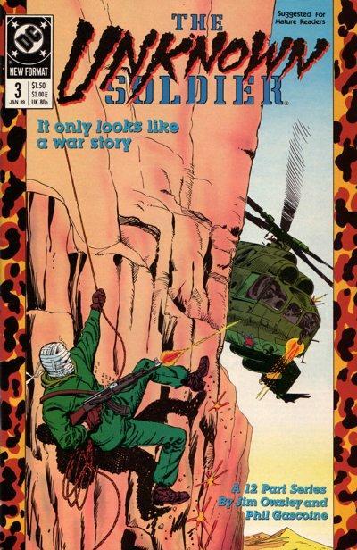 Unknown Soldier Vol 2 3