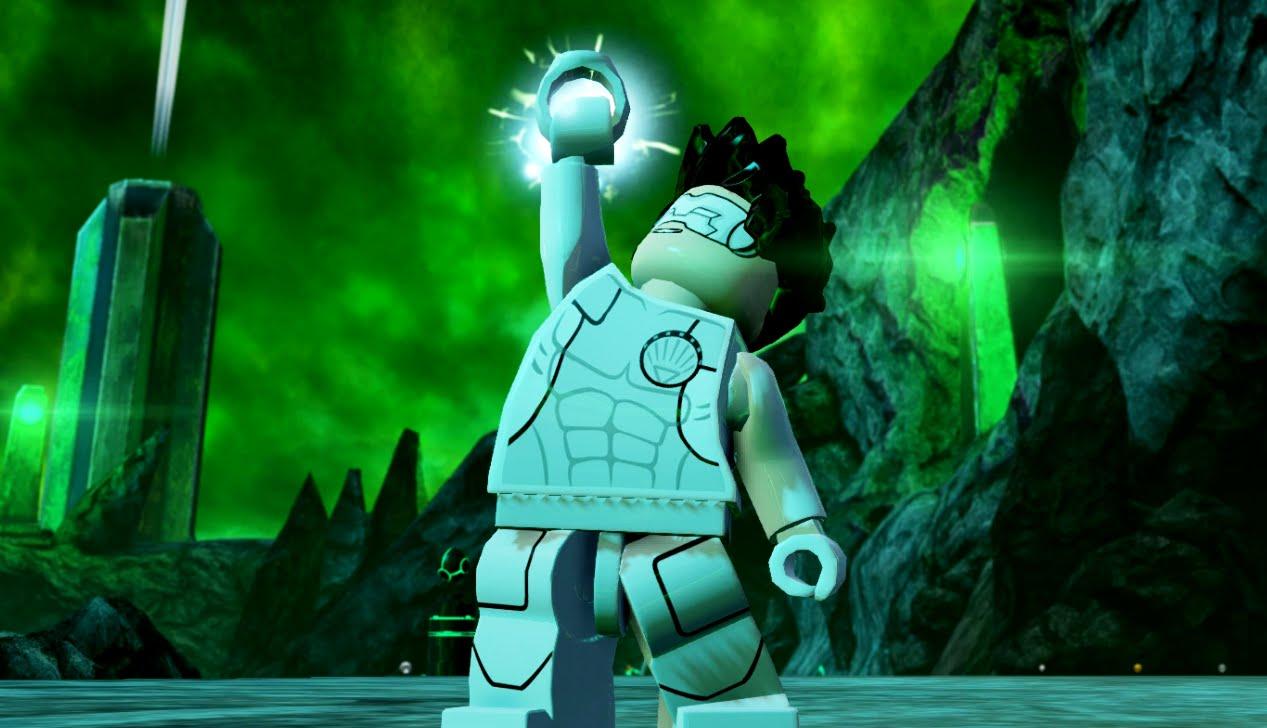 Kyle Rayner (Lego Batman)