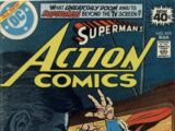Action Comics Vol 1 493