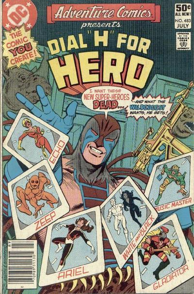 Adventure Comics Vol 1 483