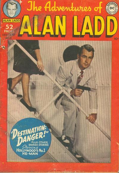 Adventures of Alan Ladd Vol 1 5