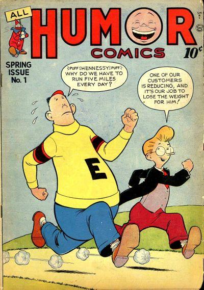All Humor Comics Vol 1