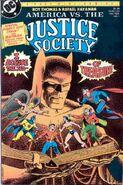 America vs the Justice Society Vol 1 1