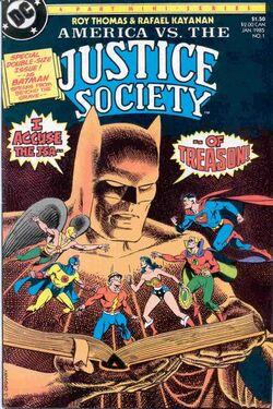 America vs the Justice Society Vol 1 1.jpg
