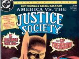 America vs. the Justice Society Vol 1 1