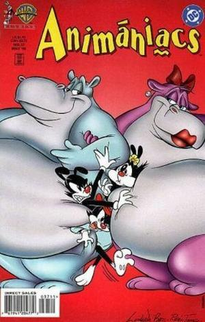 Animaniacs Vol 1 37